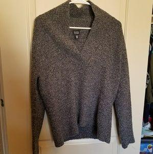 Eileen Fisher v-neck Italian yarn sweater